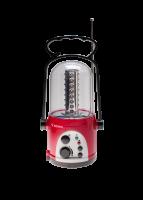 Кемпинговый светодиодный фонарь с РАДИО