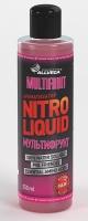 Ароматизатор жидкий ALLVEGA Nitro Liquid MULTIFRUIT 250мл
