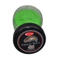 Паста форелевая FishBait 75мл Чеснок Зеленый