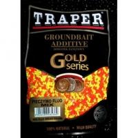 Добавка TRAPER Groundbait Additive Fluo Mix  0,4кг