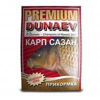 ПРИКОРМКА DUNAEV PREMIUM Карп-Сазан-Карась 1 кг