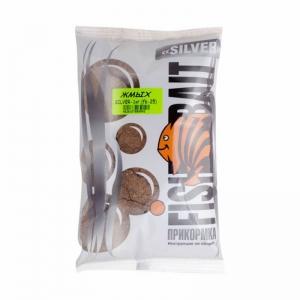 фото - Прикормка FishBait серия «Silver» 1 кг. Жмых