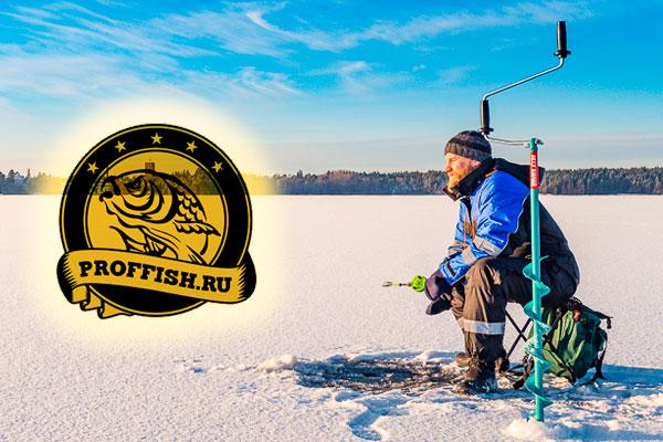 Что взять новичку на зимнюю рыбалку?